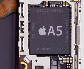 a5 Chip Courtesy of the Apple Insider