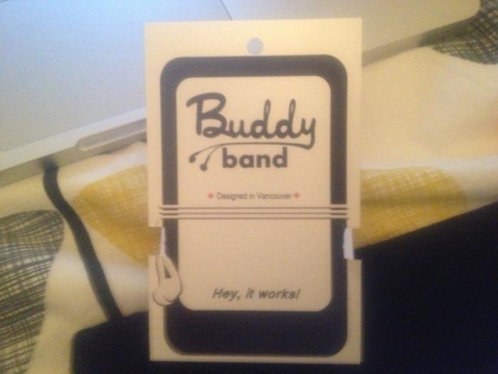 buddyband earbud saver