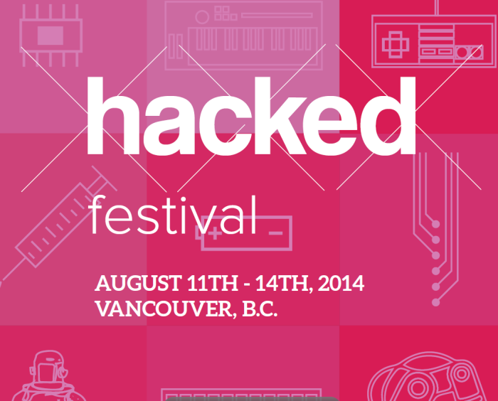 hacked festival vancouver