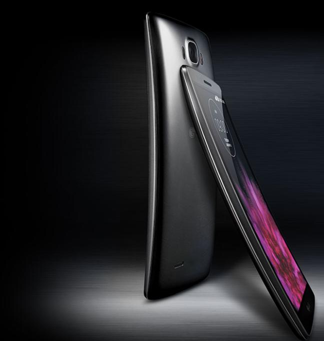 LG G Flex2 smartphone