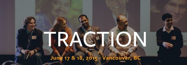 Traction Conference Vancouver