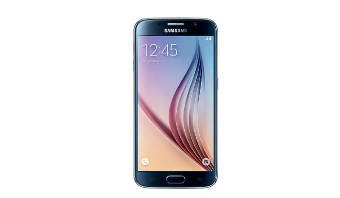 Samsung S6 smartphone