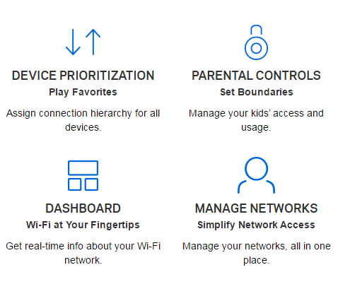 Manage parental controls from your iPhone or Android mobile device