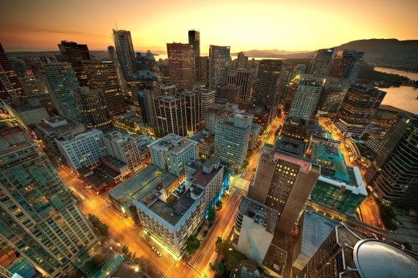 Next Big Tech Corridor? Between Seattle and Vancouver, Planners Hope